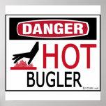 Hot Bugler Posters