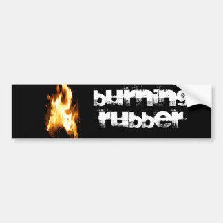 hot bumper sticker