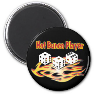 hot bunco player magnet