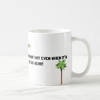 Hot Cali Co. in a Mug