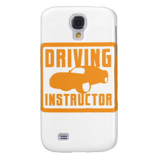 Hot car DRIVING instructor Galaxy S4 Case