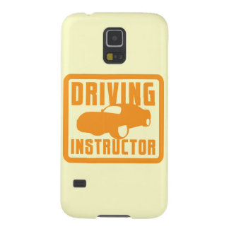 Hot car DRIVING instructor Galaxy S5 Cover