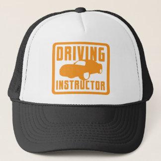 Hot car DRIVING instructor Trucker Hat