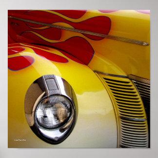 Hot Car Poster