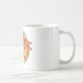 Hot Celtic Dragonfly Coffee Mug