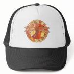 Hot Celtic Dragonfly Trucker Hat