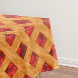 Hot Cherry Pie Tablecloth