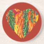 Hot Chile Peppers Coaster