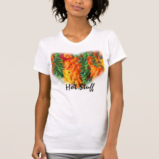 Hot Chile Peppers Tee Shirt