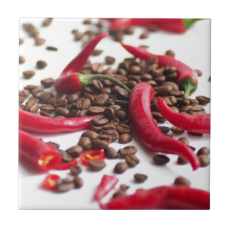 Hot Chili café Ceramic Tile