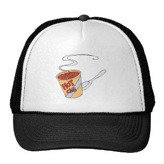 hot chili mesh hats