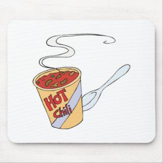 hot chili mouse pad