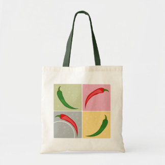Hot Chili Pepper Tote