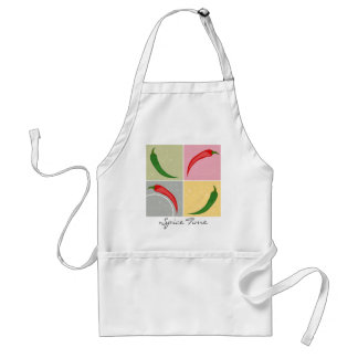 Hot Chili Peppers Apron