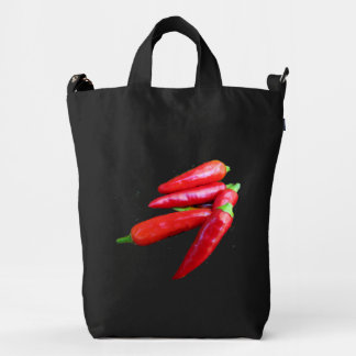 Hot Chili Peppers Duck Bag