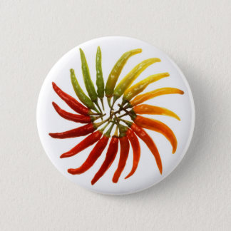 Hot Chili Peppers Pinback Button