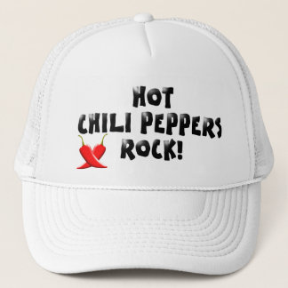 HOT CHILI PEPPERS ROCK! Hat