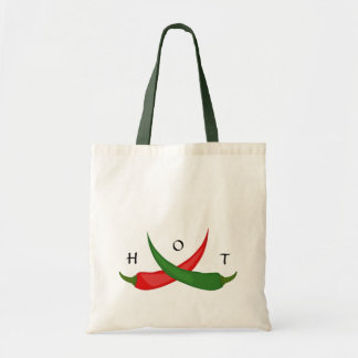 Hot Chili Peppers Tote