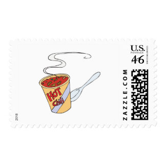 hot chili stamp