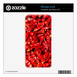 hot chilli.jpg decals for iPhone 4S