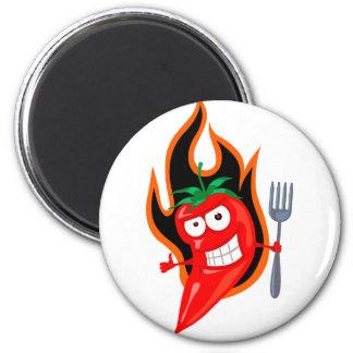Hot Chilli Fridge Magnets