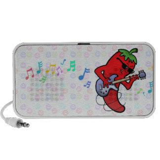Hot Chilli Rocker Doodle Speaker
