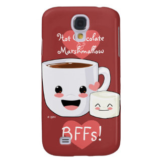 Hot Chocolate and Marshmallow Speck Case Galaxy S4 Case