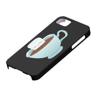 Hot Chocolate iPhone 5 Covers