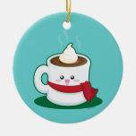 Hot Chocolate Christmas Tree Ornament
