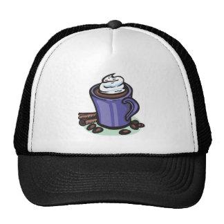 hot chocolate cocoa hats