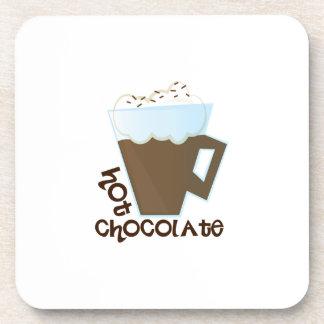 Hot Chocolate Beverage Coasters
