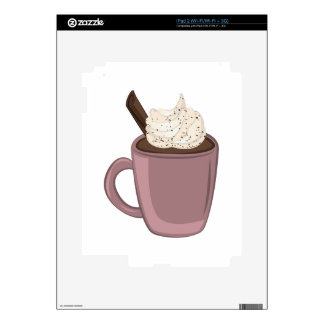 Hot Chocolate Decals For The iPad 2