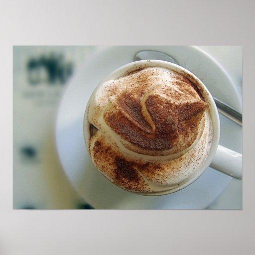 Hot Chocolate Drink Still Life Photography Print