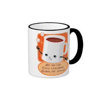 Hot Chocolate Holiday Mug