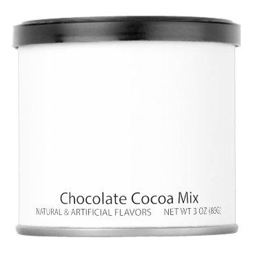 Beach Themed Hot Chocolate Mix