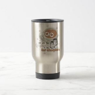 hot chocolate 15 oz stainless steel travel mug