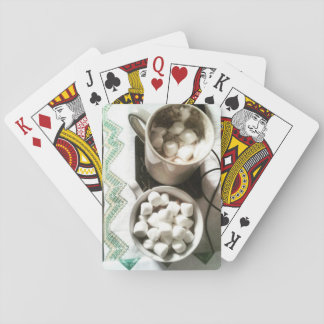 'Hot Chocolate' Playing Cards