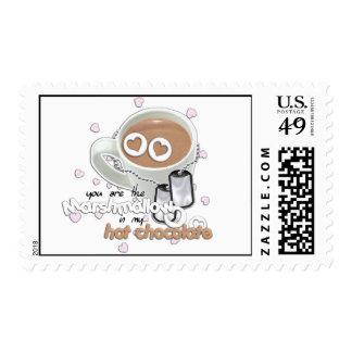 hot chocolate postage