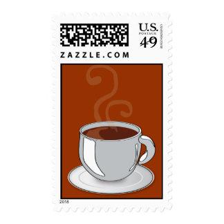 hot chocolate stamp