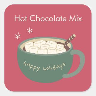 Hot Chocolate Stickers