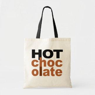 Hot Chocolate Tote Bags