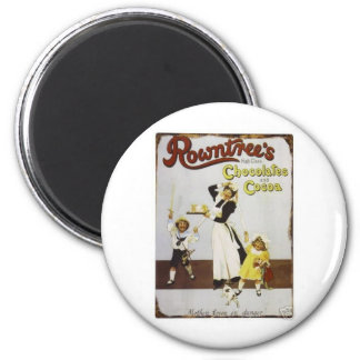 Hot Cocoa 2 Inch Round Magnet