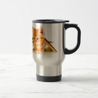 Hot Cocoa & A Good Book...Mug Travel Mug