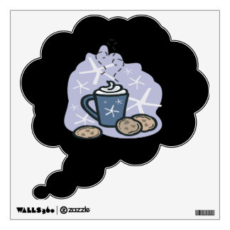 Hot Cocoa And Cookies Wall Decal