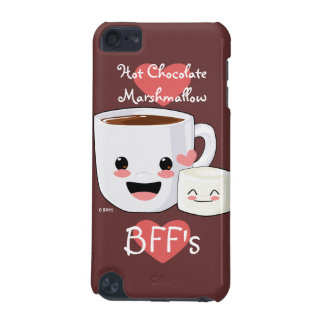 Hot Cocoa and Marshmallow iPod Touch (5th Generation) Cases