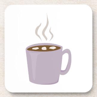 Hot Cocoa Beverage Coasters