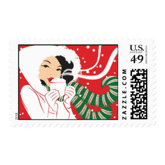 Hot Cocoa Postage