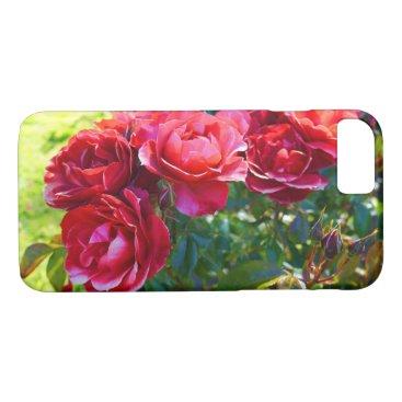 Hot Cocoa Rose #3 iPhone 8/7 Case