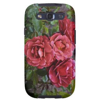 Hot Cocoa rose Galaxy S III case Samsung Galaxy S3 Cases