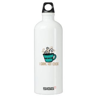 Hot Cocoa SIGG Traveler 1.0L Water Bottle